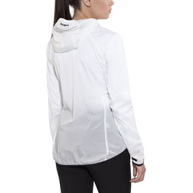Peak Performance Black Light Wind Jacket Damen white